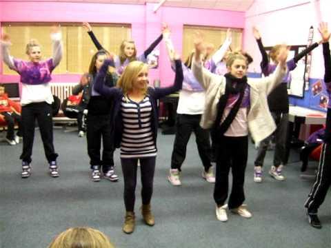 Llantwit Major Rebound Dancers