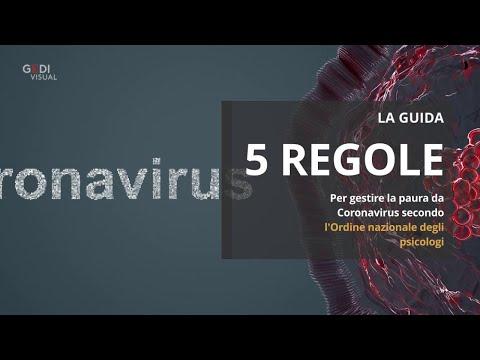 Coronavirus, cinque regole degli psicologi per non...