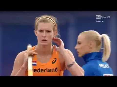 POLE VAULT WOMEN-European Athletics Championships Amsterdam 2016