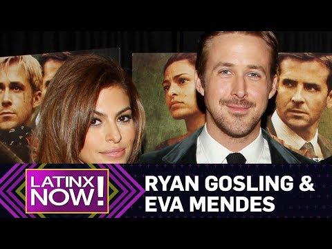 Ryan Gosling & Eva Mendes Struggle to Teach Daughters Spanish  Latinx Now  E News