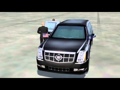 'The Beast' designed to protect U.S. President