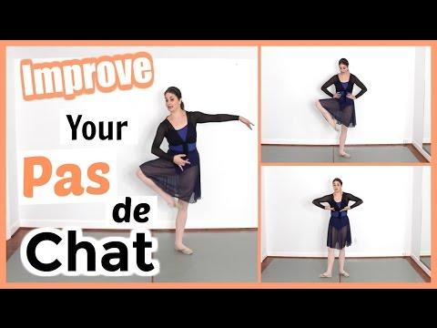 Improve Your Pas de Chat | Kathryn Morgan
