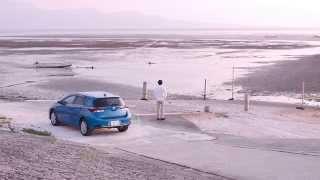 4月6日に発売された、トヨタ「新型オーリス」をモチーフに、熊本県出身...