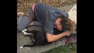 florida cop shoots dead dog