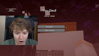 Tommy's Final Canon Death on Dream SMP