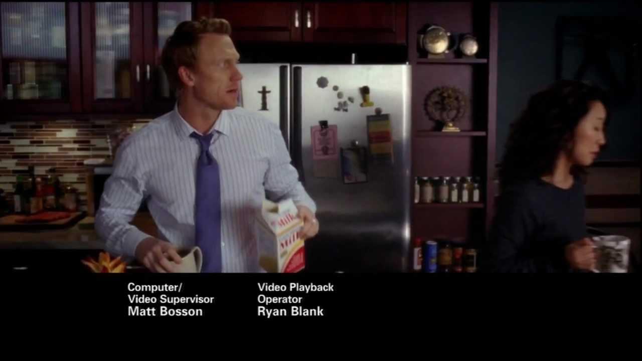 Grey's Anatomy 8x18 - PROMO - The Lion Sleeps Tonight ...
