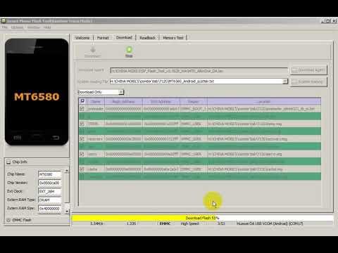 firmware condor tfx712g