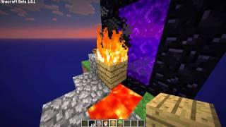 Repeat youtube video Minecraft: Skyblock v2.1 -