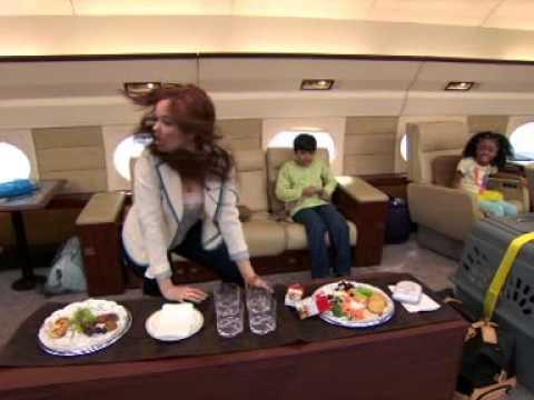 Jessie - Samolot. Oglądaj w Disney Channel!