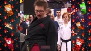FUNNY Karate FAILS! BEST NINJA MISHAPS | The Sauce February 2018