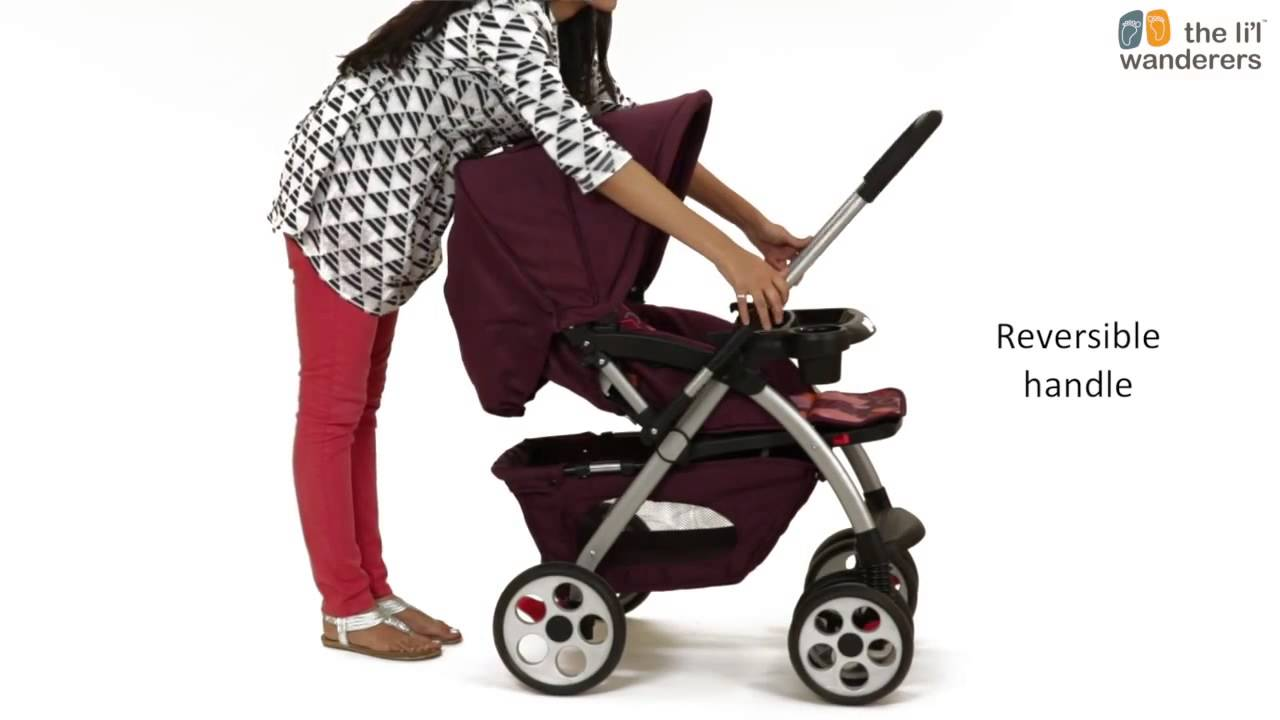 The Perfect Baby Stroller For Your Little Girl With