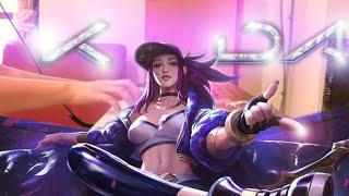 【League of Legends 】POP /STARS --K/DA  Piano Cover By Yu Lun