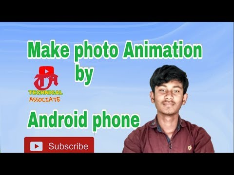 How to make Photo Animation in Android by                 Technical associate