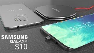 Samsung Galaxy S10 4K дисплей и сканер в экране! Круглые Apple Watch, Xiaomi mi 8 и STALKER 2