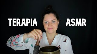 ASMR Terapia de Som para RELAXAR RAPIDAMENTE | Canto Suave, Sino Tibetano e Natureza