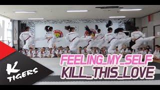 [Feeling My Self & Kill This Love] Taekwon Dance ver.