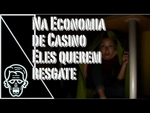 Zombie do Dia #3 - Na economia de casino, os casinos querem um...