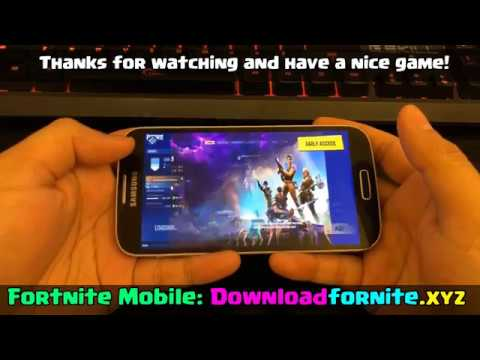 fortnite download apk