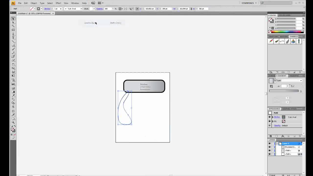How To Make A Dogtag Adobe Illustrator Cs 4 (hd) How To Make A