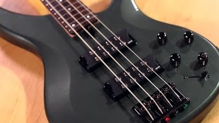 Yamaha TRBX304 4-String Electric Bass Guitar Demo