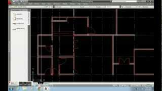 Create Floor Plan With Autocad Dynamic Block
