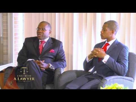Chat With A Lawyer - Mike Worthy T.H.R.I.V.E  - Opportunities for Youth Employment -