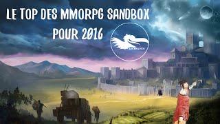 TOP 5 des MMORPG de 2016  (sandbox)