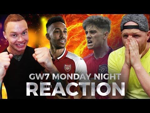GW7   Monday Night REACTION   FPL CALL IN   #FPL #FANTASYPL #FANTASYFOOTBALL