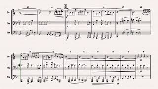 Libertango - Astor Piazolla - Tango Nuevo - Brass Trio Resimi