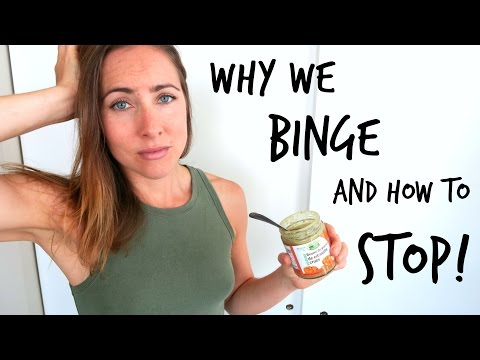 REALTALK: How to stop BINGE eating FOR GOOD and is Metabolic Damage real?