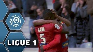But Adama TRAORE (90' +4) / LOSC Lille - Girondins de Bordeaux (2-0) -  (LOSC - GdB) / 2014-15