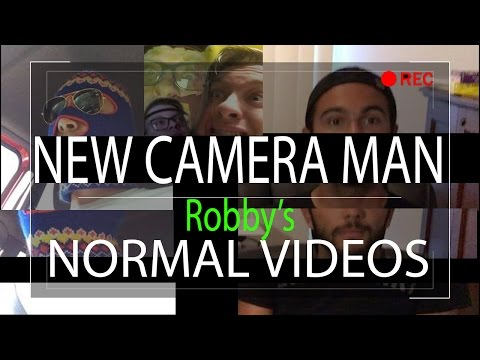 New Camera Man INTERVIEW | Normal Videos