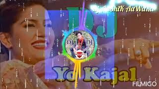 Teri Aakhya Ka Yo Kajal ( Sapna Choudhary )  Full Dj Remix New Version 2019