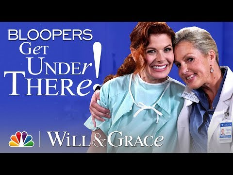 Just Bloopers! 304 Is Here - Will & Grace