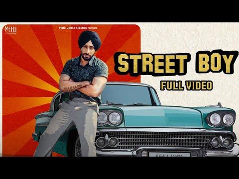 STREET BOY (Official Video) Gopi Waraich | New Punjabi Songs 2020 | Latest Punjabi Songs 2020