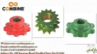sprocket gears for machinery