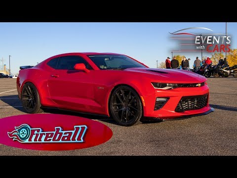 Fireball Camaro Car of the Week October 20, 2019