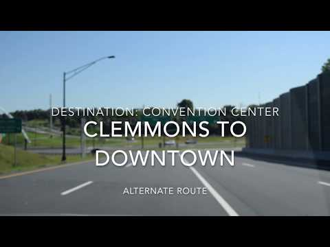 Business 40 Alternate Route: East Bound