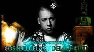 Pienso En Ti - Cosculluela Ft De la Ghetto [ Reggaeton Version Prod. DJ roma ]