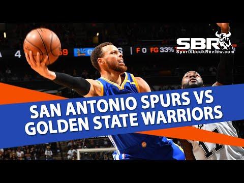 San Antonio Spurs vs. Golden State Warriors   Sports BIT   NBA Pick