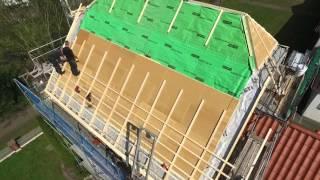 Energetische Dachsanierung in 3 Minuten - Jessat Ihre Dachdecker