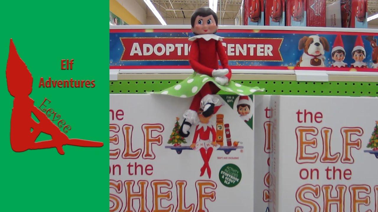 Eevee39s elf adventures elf on the shelf adoption center get your elf on the shelf now for Elf on the shelf adoption