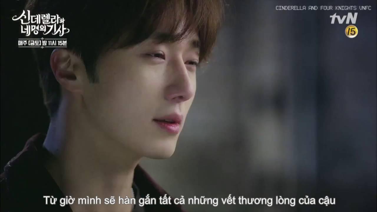[VIETSUB][Preview] Lọ Lem Và Bốn Chàng Hiệp Sĩ - Cinderella and Four  Knights Tập 5. - YouTube