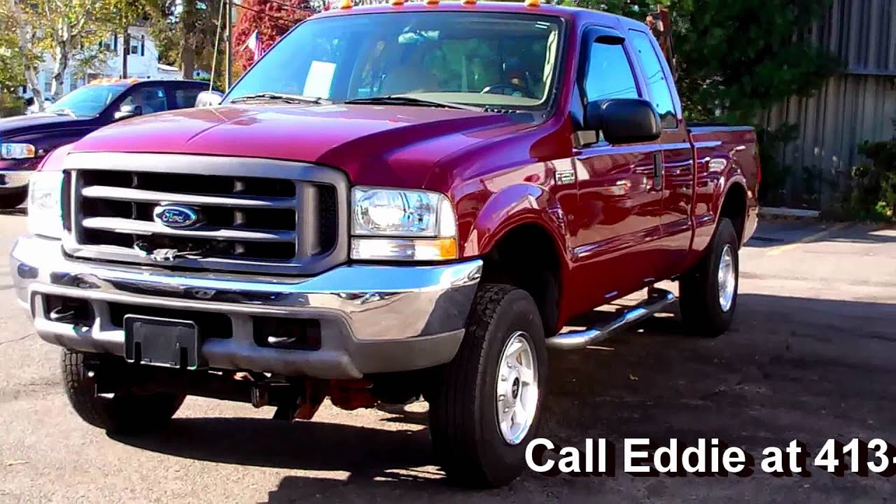 2004 ford super duty f 250 xl extended cab 4dr 8ft minute mount 2 rh youtube com 1992 Ford Truck Plow Mount Western Plow Mount Ford