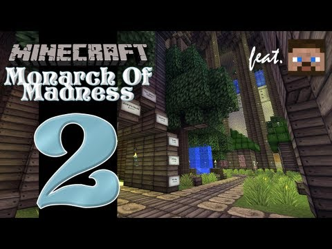 Minecraft Monarch Of Madness feat. Anders - EP02 - Burn