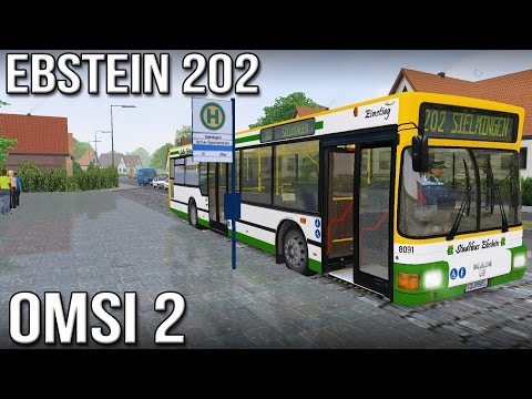 OMSI 2 - Ebstein Map - Route 202
