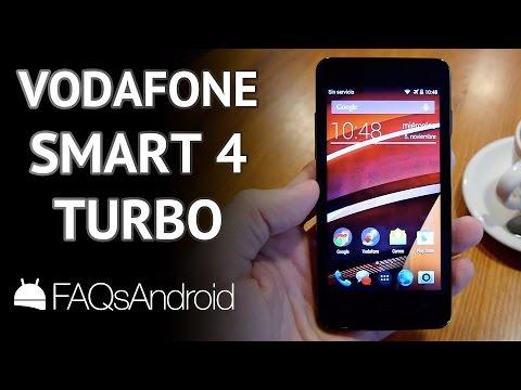 Análisis Vodafone Smart 4 Turbo - Coolpad U8860