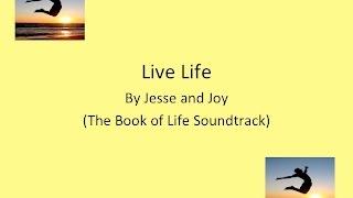 Download lagu Live Life w/ Lyrics (The Book of Life Soundtrack)