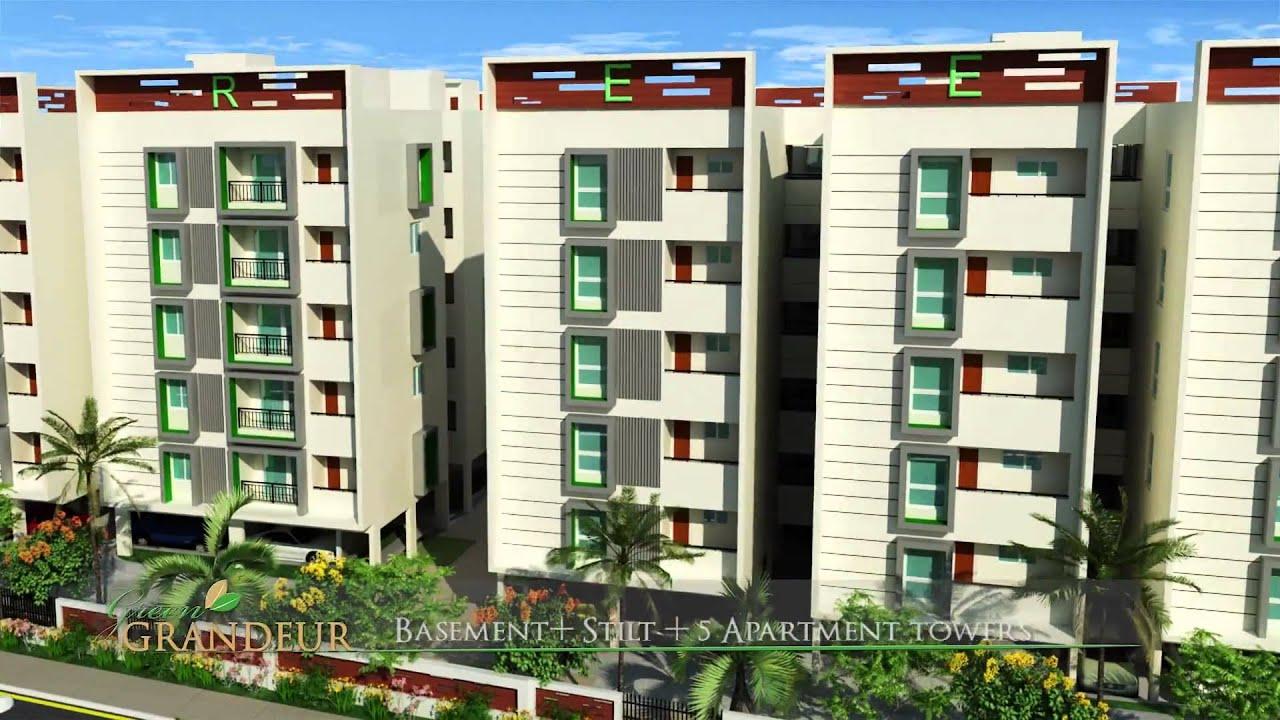 Muppa Green Grandeur in Gachibowli, Hyderabad by Muppa Projects – 2/3 BHK    99acres com