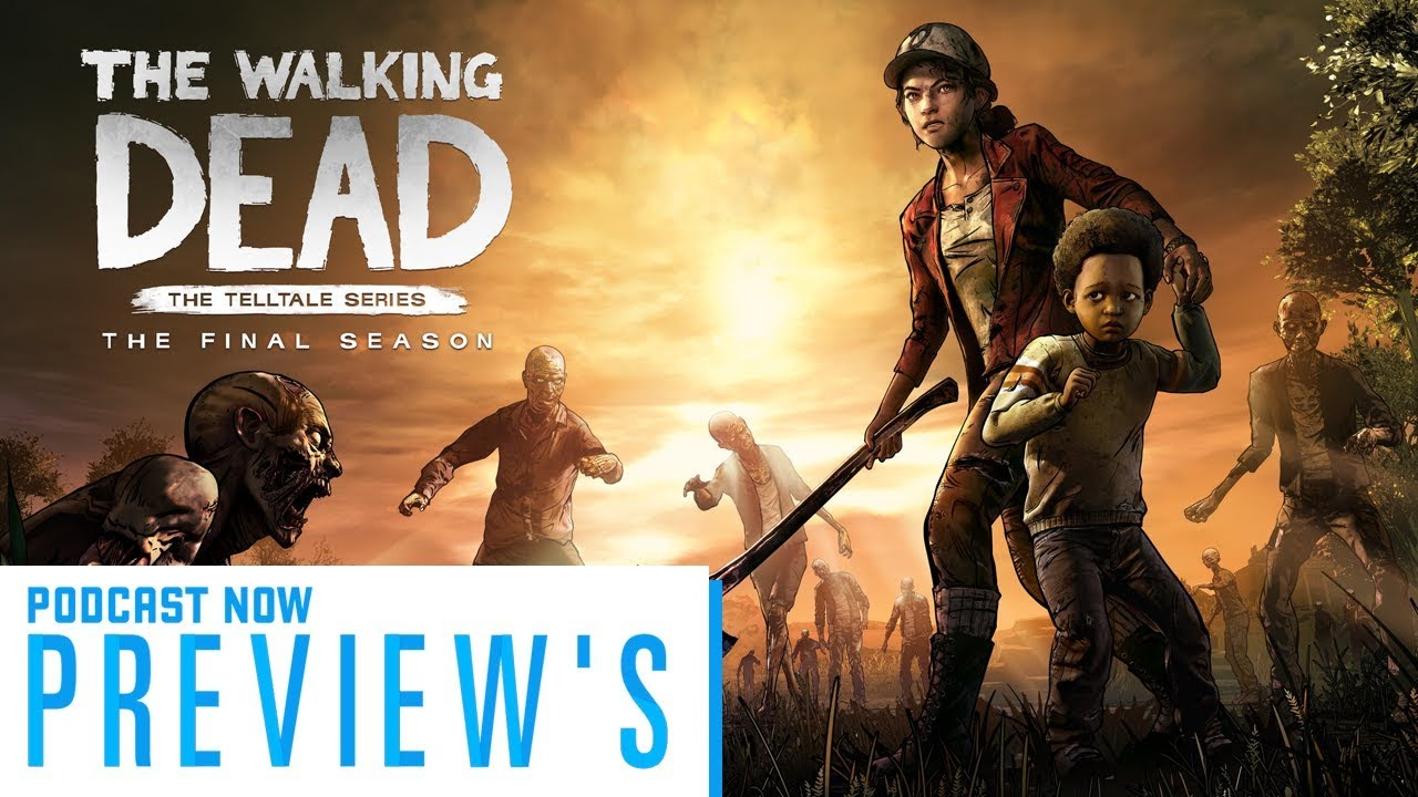 The Walking Dead: Final Season Episode 1 Preview